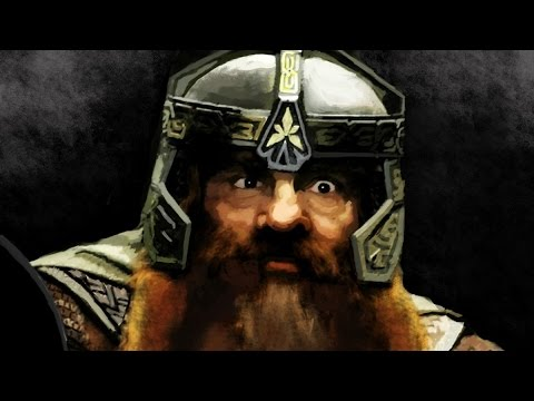 Epic Dwarf Music - Gimli the Dwarf