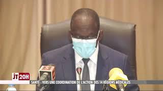 Santé : vers une coordination de l'action des 14 régions Médicales