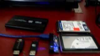 Review: USB 3.0 SATA 2.5
