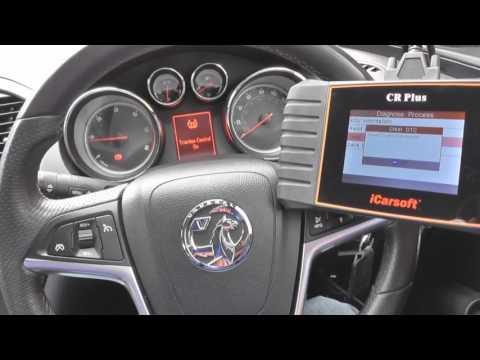 icarsoft cr plus reset engine abs airbag warning lights youtube. Black Bedroom Furniture Sets. Home Design Ideas