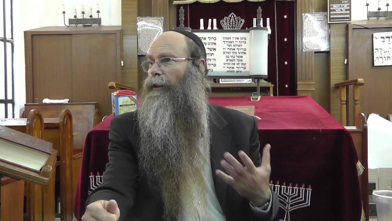 הרב דוד דודקביץ' - פרשת ויצא
