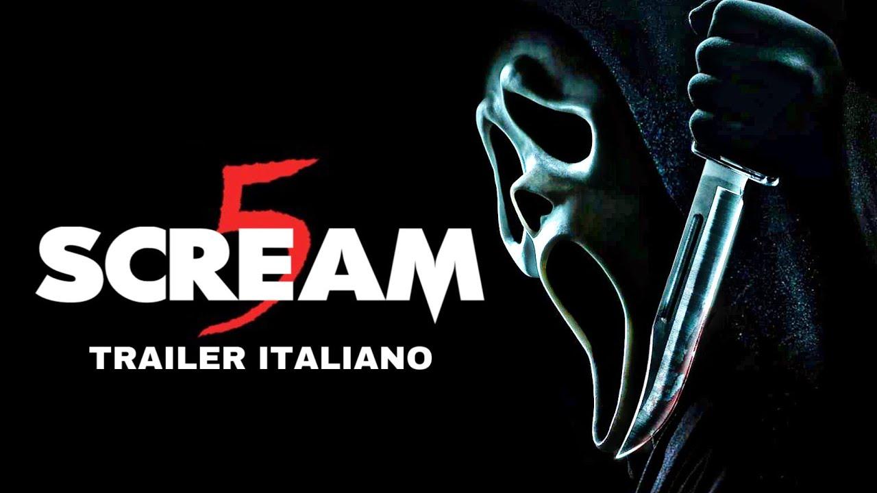 SCREAM 5 (Trailer Italiano)