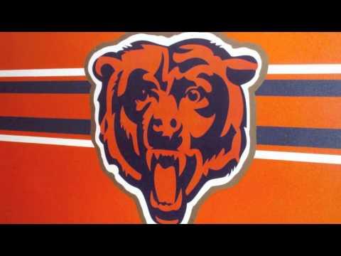 """BLUE AND ORANGE""  E-CLIPSE (Chicago Bears)"