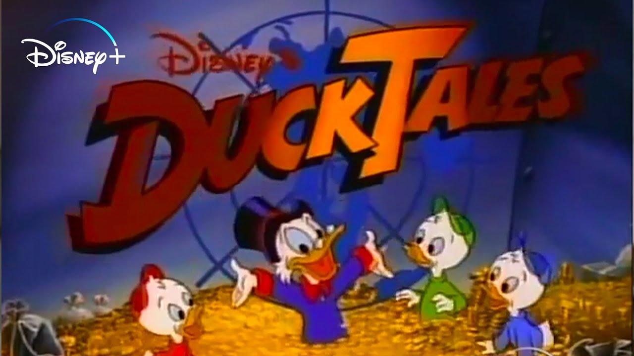 Disney+ | Duck Tales - Sigla | In Streaming Ora