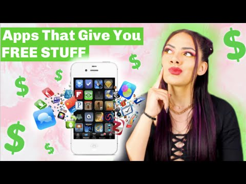 Apps That Give You Free Stuff