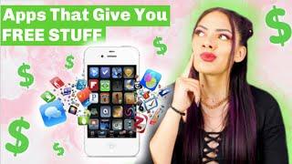 Apps That Give You Free Stuff   No Surveys