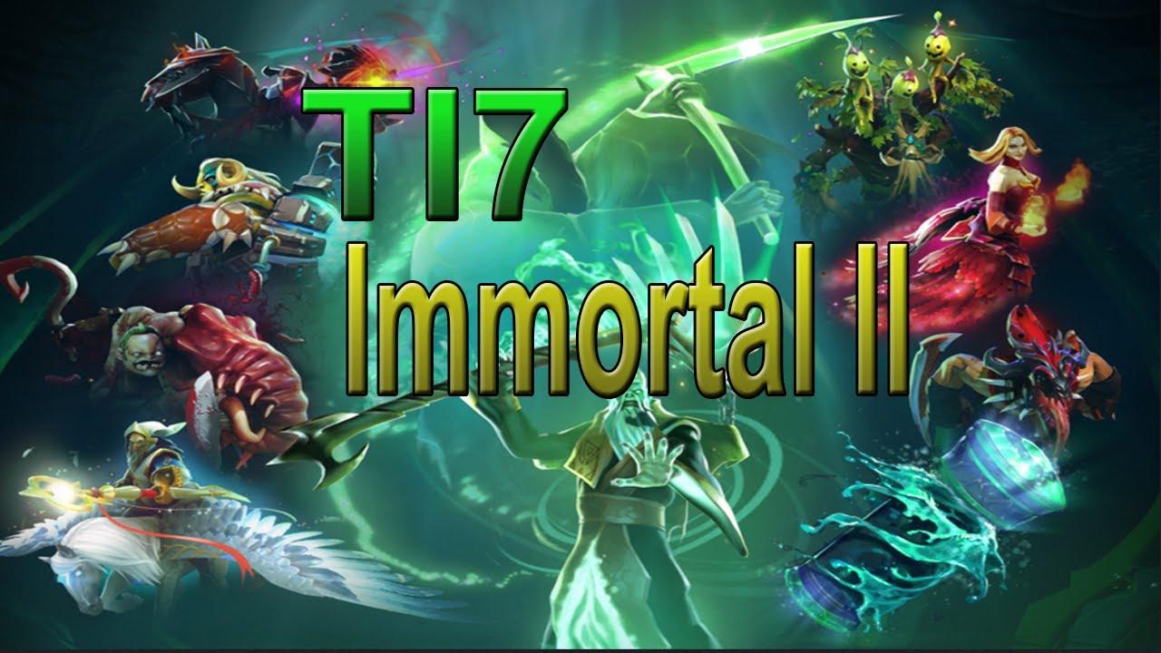 Immortal Treasure Ii Dotafire: Dota 2 (DG) The International 2017