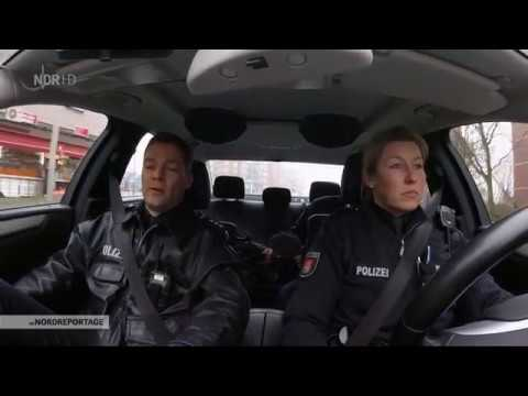 Polizei im Hamburger Ghetto - Doku HD