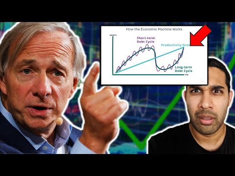 🔥 Billionaire Ray Dalio Warns NEW WORLD ORDER 🔥 2020 Stock Market Crash & Financial Crisis Pt. 4