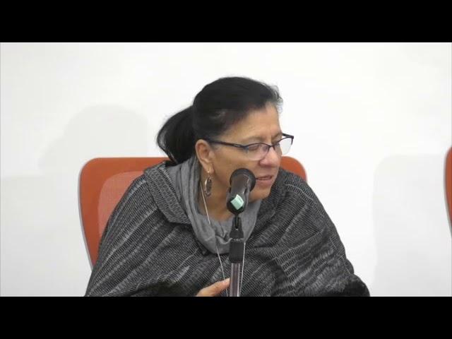 Sesión de preguntas y respuestas a la Presidenta de la CDHDF, Nashieli Ramírez
