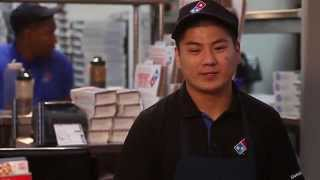 A taste of life in a Domino's sto...