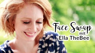FACE SWAP MIT ELLA THEBEE I MAKEUP TUTORIAL I Advance Your Style