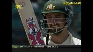 JASON GILLESPIE 201* vs Bangladesh 2nd test 2005/06 DIZZY!!!!!!!!