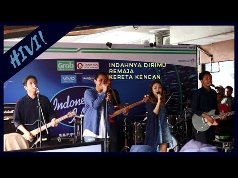 HIVI! - Indahnya Dirimu, Remaja, Kereta Kencan (Live Concert)