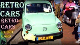 Retro Classic Car (7)Oldtimerdag Alphen aan den Rijn Klassiekers Opel(1960), VW (1979), Zastava 750
