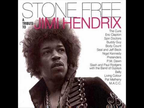 Living Colour - Crosstown Traffic (1993) Jimi Hendrix