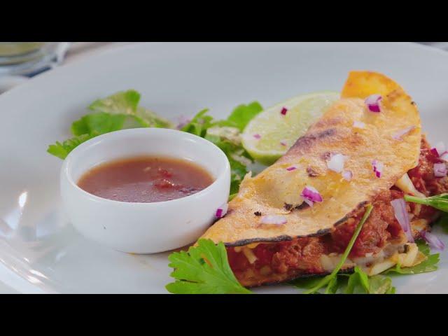 Easy-Cleanup Beef Short Rib Birria Tacos