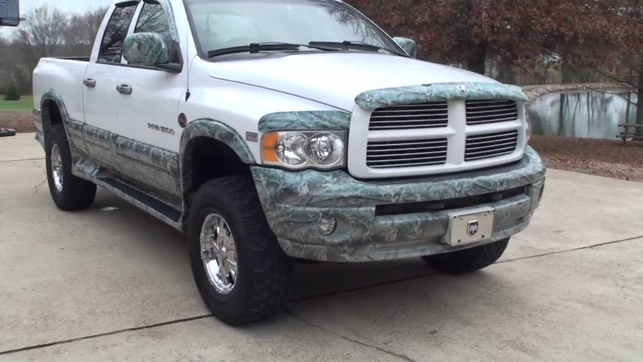Dodge Truck Lifted With Camo Www Pixshark Com Images
