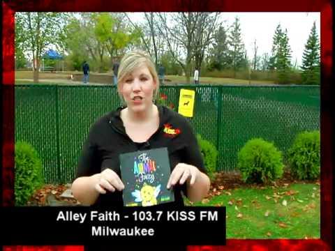 Alley Faith 103 7 Kiss Fm The Animal Fairy Youtube