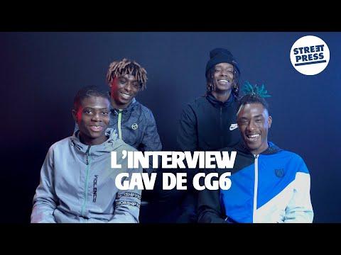 Youtube: L'interview G.A.V de CG6