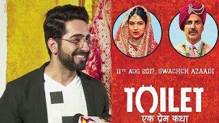 Toilet Ek Prem Katha Movie Review By Ayushmann Khurrana