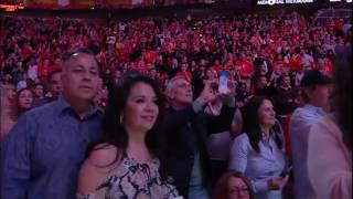 Yao Ming's Houston Rockets No. 11 Jersey FULL Retirement Ceremony (2017)