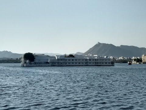 Hotel Taj Lake Palace .....Udaipur .