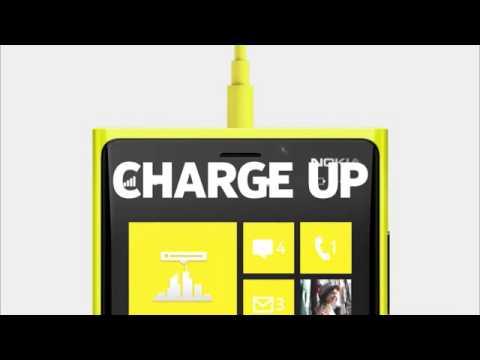 New Technology Nokia Wireless Charging