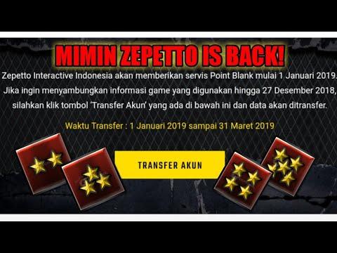 Mimin Zepetto Back Info Transfer Akun Pb Lanjutan Gm Bagi Bagi Char Pb Gratis Char Polos Youtube