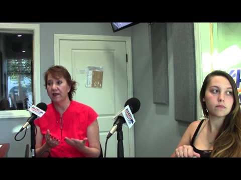Santa Clarita Woman Fights To Die With Dignity - Christy O'Donnell On KHTS - Sept 4, 2015