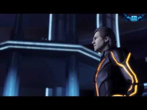 Tron Evolution PC Walkthrough Part 6 Chapter 3 Arjia...