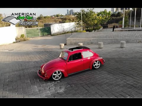 HOW TO INSTALL A RAGTOP IN VW BUG