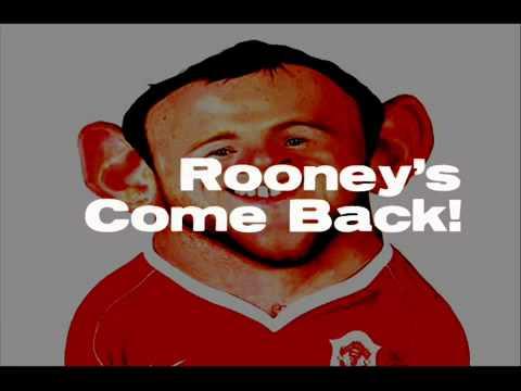 Wayne Rooney Scumbag Song