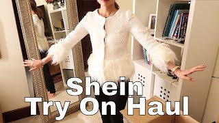 Craziest christmas shopping / shein try on haul