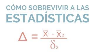 CIENCIA PARA LA GENTE: Como sobrevivir a las estadísticas - Ernesto Prieto Gratacós