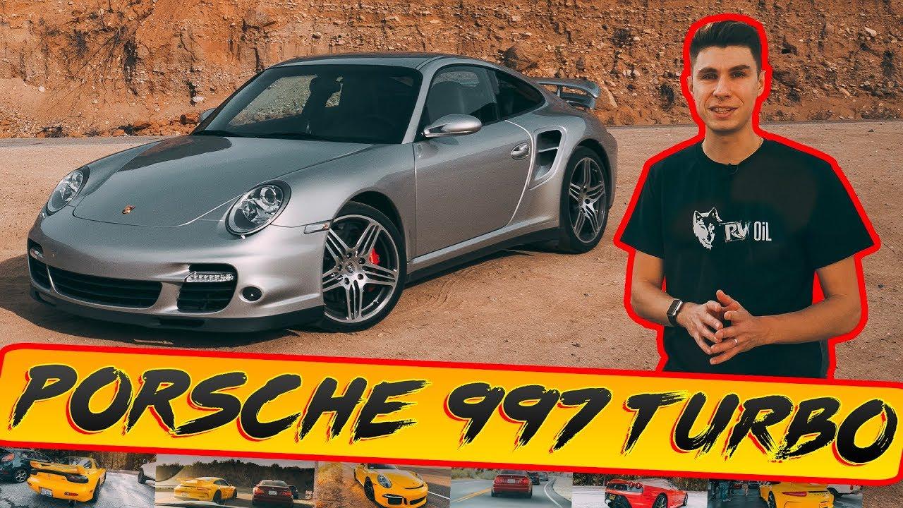 Вся правда о PORSCHE 911 997 Turbo. Сравнение с GT3, гонки, тест драйв и обзор в США [4K]