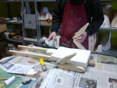 Como hacer un mu eco articulado de papel mach de 1 20m for Como aser un criadero de mojarras