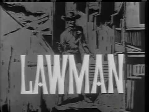 Lawman  Western TV series