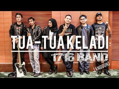 ANGGUN - TUA-TUA KELADI (Cover by 1716 Band)