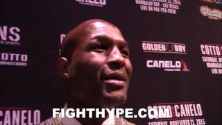 """BERNARD HOPKINS HAS ADVICE FOR RONDA ROUSEY: """"GET YOURSELF TOGETHER...REVENGE HAS ALWAYS BEEN SWEET"""""""