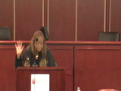 Prof. Adrien Wing: Securitizing Gender in the War on Terror and Crime