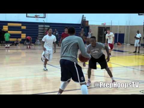 Eric Davis 2015 Saginaw Arthur Hill Lumberjacks 25 ESPN highlights USA Basketball