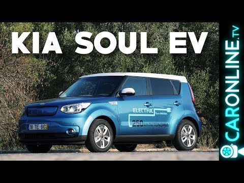 KIA SOUL EV - É ELECTRICO e é CROSSOVER [Review Portugal]