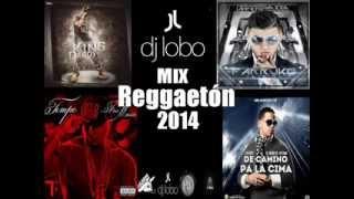 Dj Lobo Mix Reggaeton 2014
