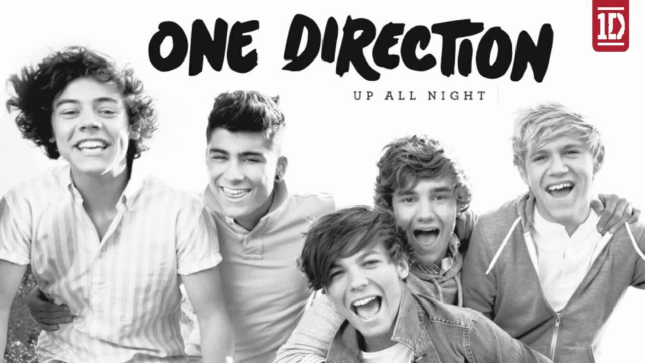 one direction up all night album download mp3