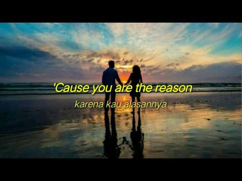 Calum Scott - You Are The Reason - Cover By Alexandra Porat (lirik Terjemahan)