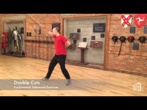 Double Cuts - Sidesword Exercises