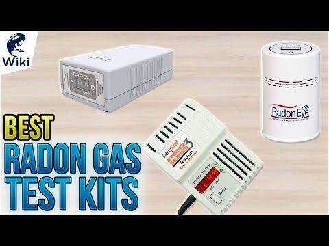 10 Best Radon Gas Test Kits 2018
