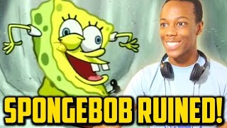 SpongeBob Ruined Vines Reaction! (Re-Upload)