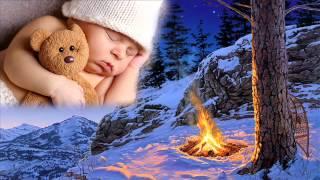 Ruhige knisternden Feuer Schlaf klingt, weißes Rauschen - Entspannen Sie am Lagerfeuer